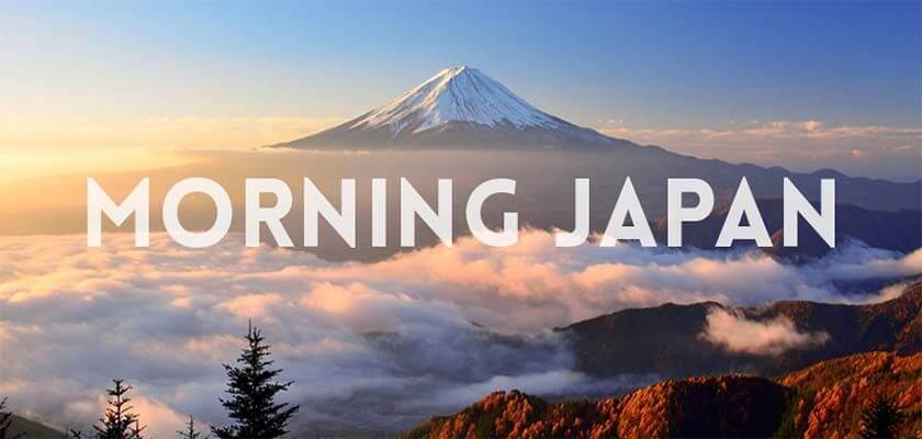Blog Morning Japan - Cổng thông tin Nhật Bản