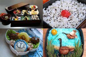 Bento truyền thống và hiện đại
