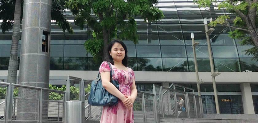Nữ CEO tự học tiếng Nhật