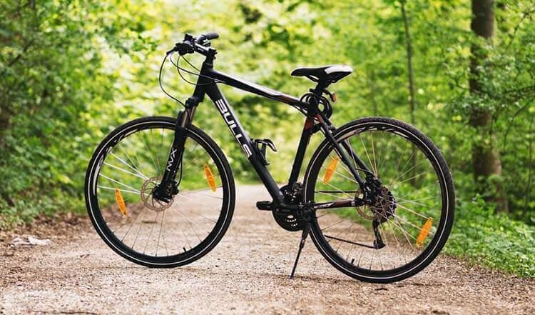 xe đạp tiết kiệm chi phí sinh hoạt tại Nhật