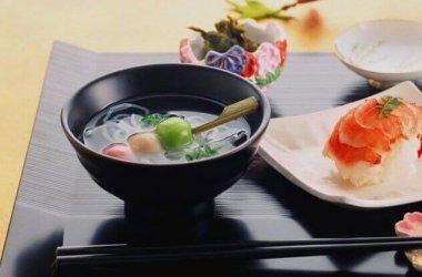 thói quen ăn uống của người Nhật