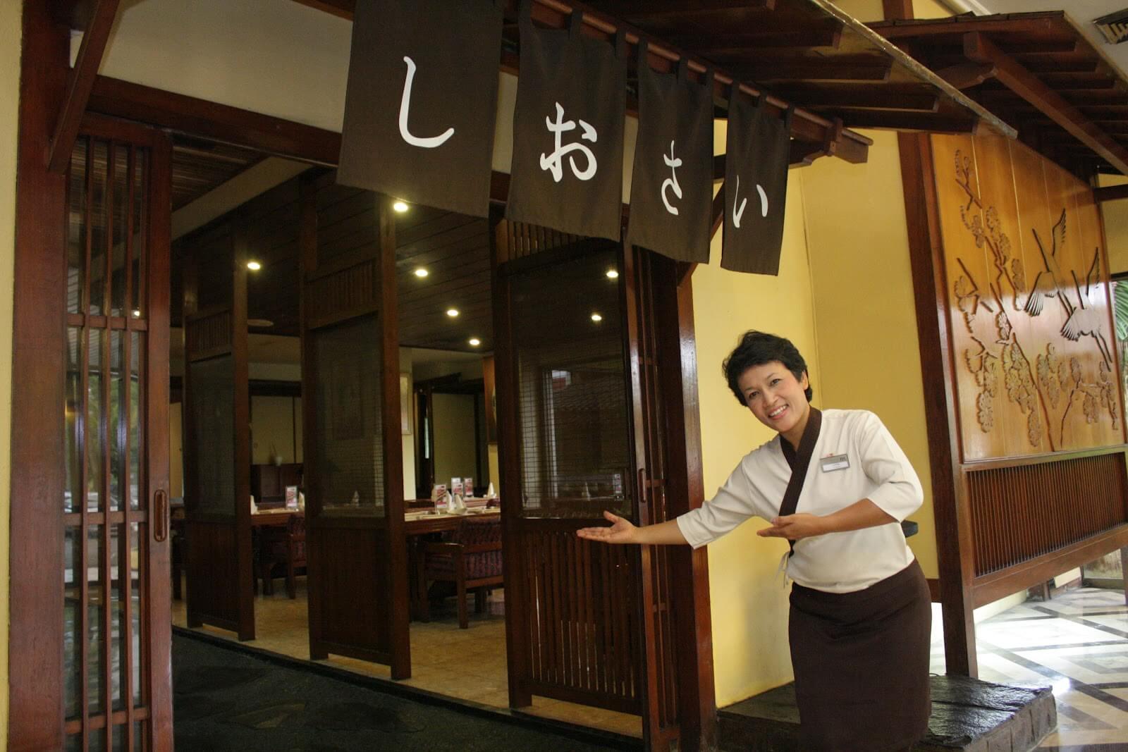 Truyền thống Nhật Bản - Irasshaimase