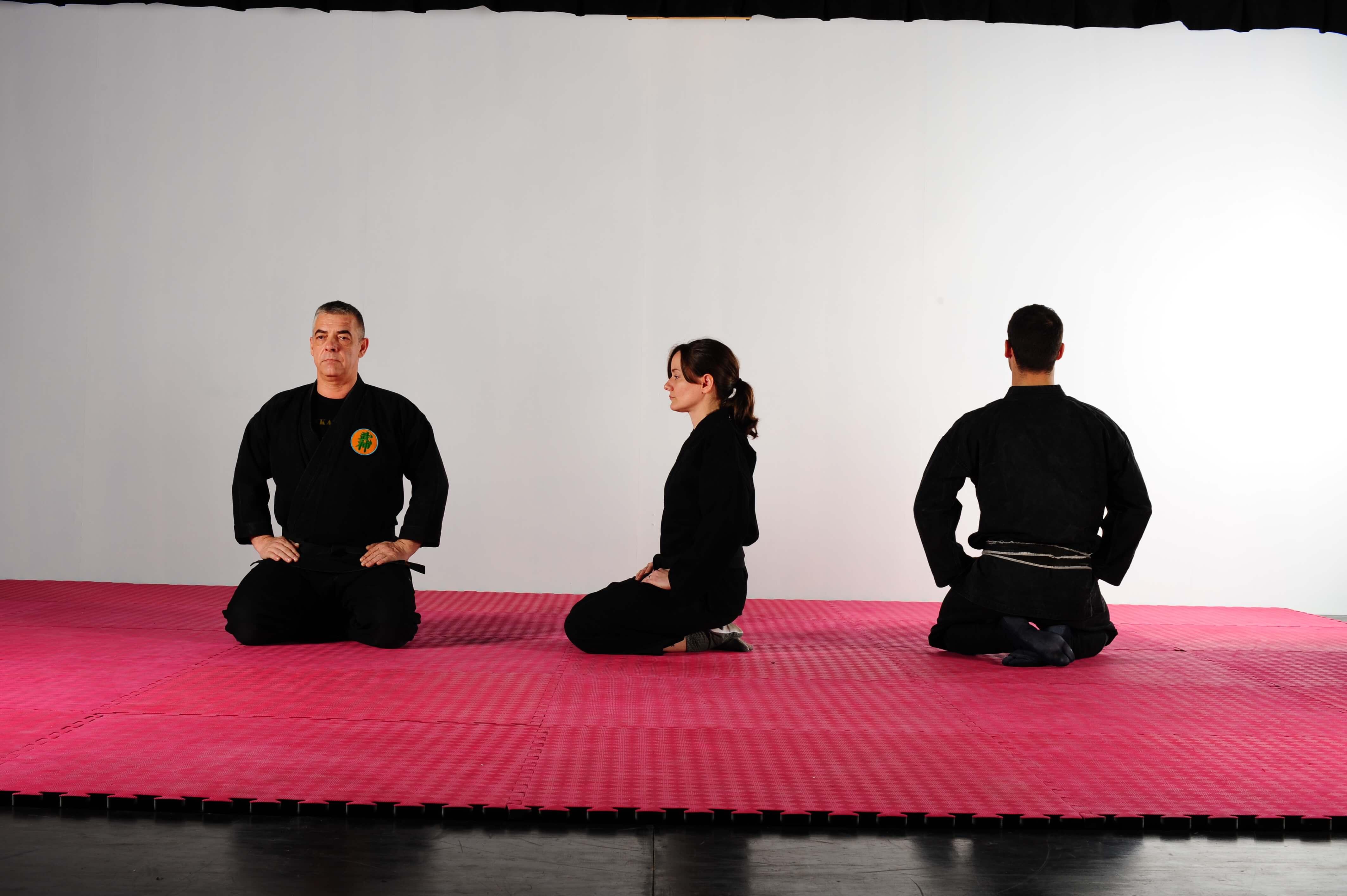 Truyền thống Nhật Bản - Ngồi Seiza